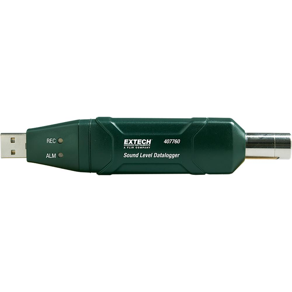 USB Sound Level Datalogger with Limited NIST