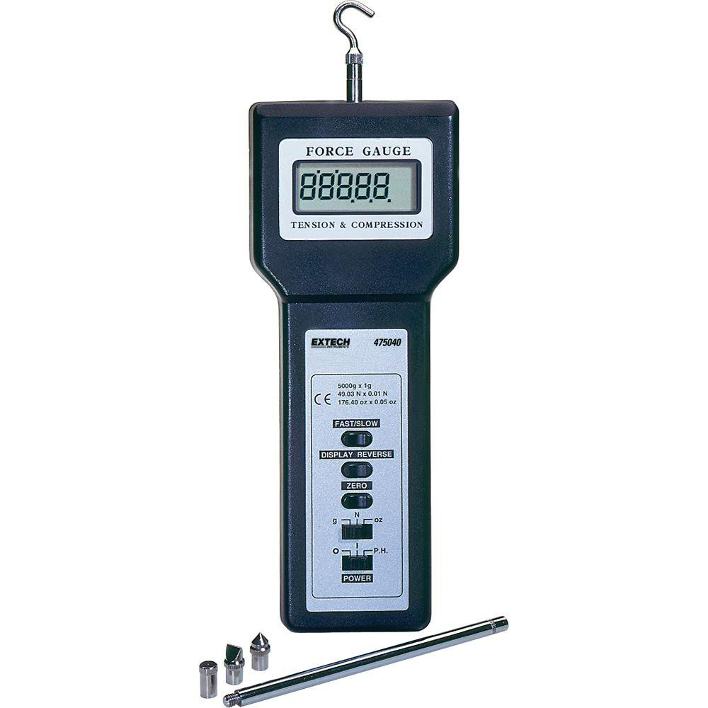 Digital Force Gauge with NIST