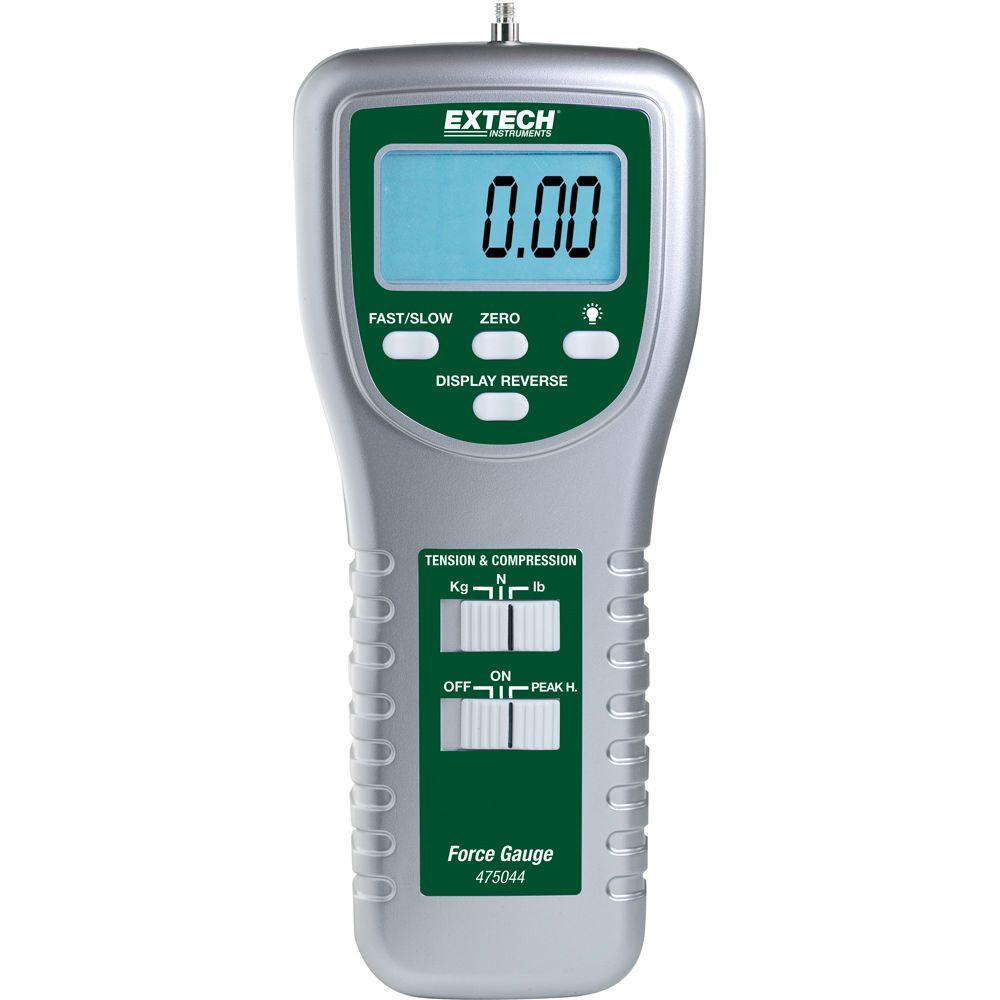 High Capacity Force Gauge with NIST