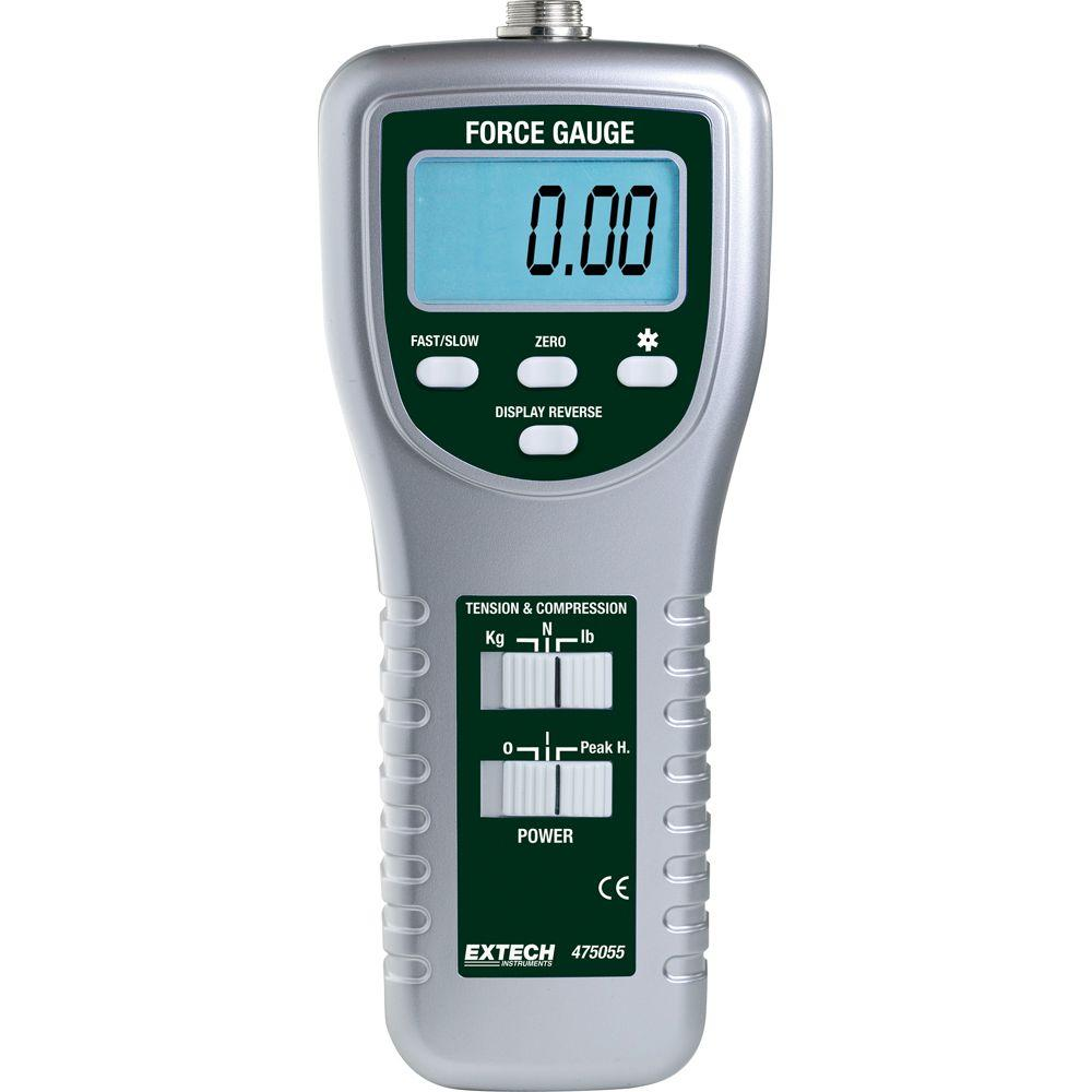 High Capacity Force Gauge with PC Interface and NIST